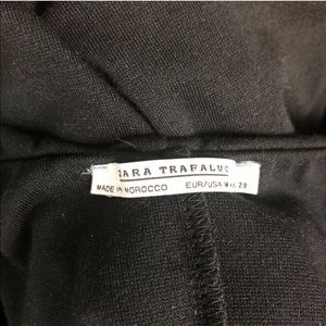 Zara Tops - Zara Trafaluc Ruffled Off the Shoulder Bodysuit